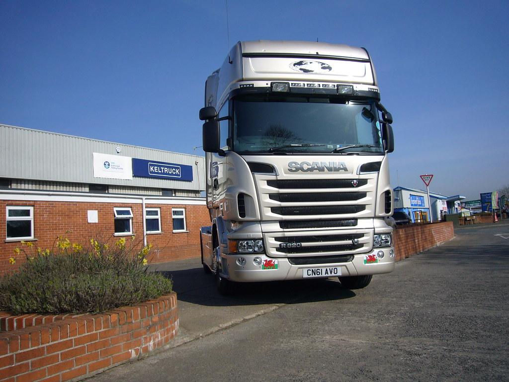Keltruck Scania Cardiff