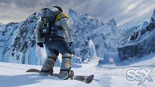 SSX screenshot | by gamesweasel
