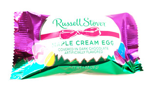 Russell Stover Maple Cream Egg | by princess_of_llyr