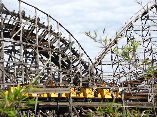 Busch Gardens Tampa 016 Gwazi By Roller Coaster