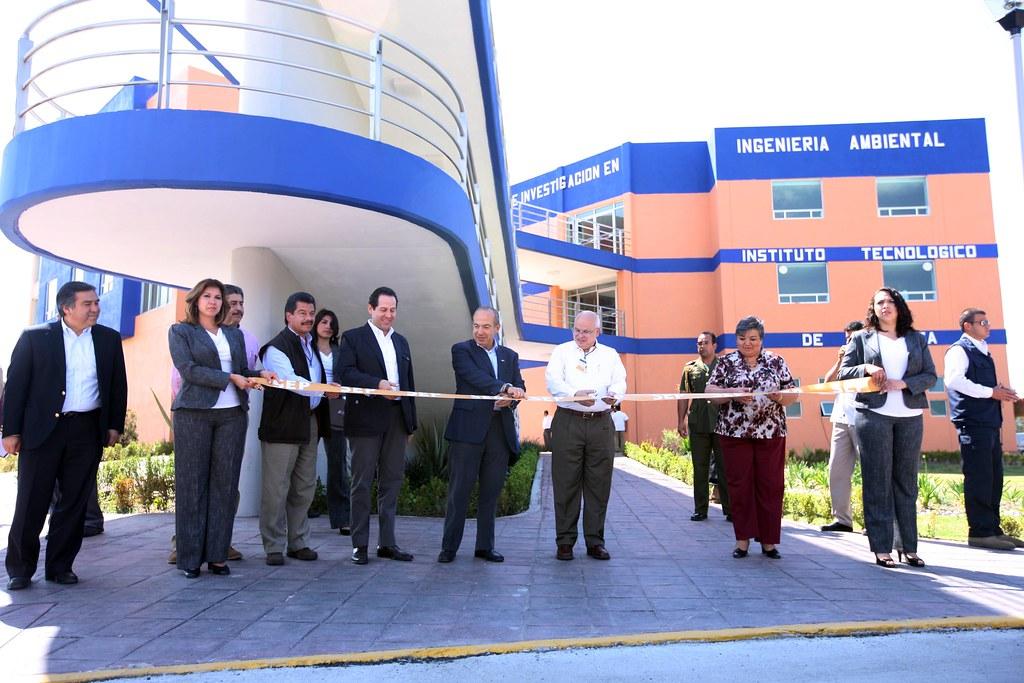 Inauguracion Del Conjunto De Unidades Academicas Del Insti