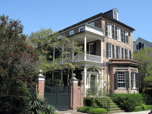 Judge Robert Pringle House 1774 Tradd Street