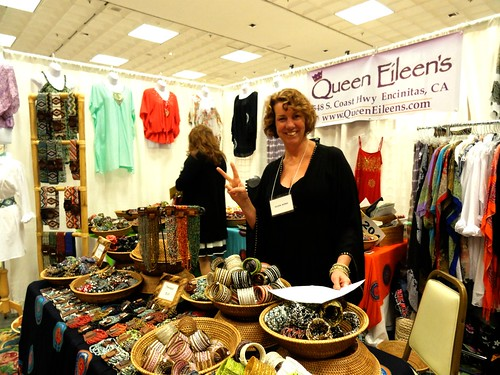 Queen Eileen's Booth | by Salon de Maria