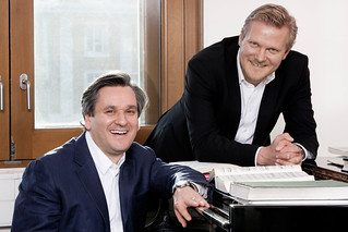 Music Director Antonio Pappano and Director of Opera Kasper Holten © Johan Persson/ROH 2011 | by Royal Opera House Covent Garden