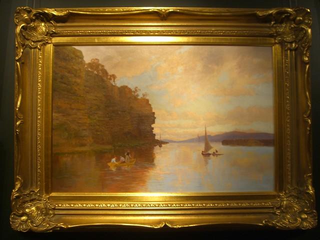 Painting Art Galleries Hobart Tasmania