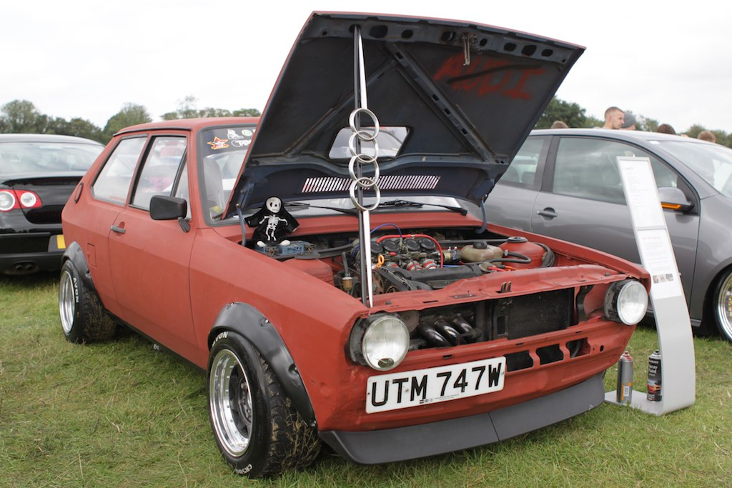Mk1 Polo Audi 50 Rat 1 4 1 6 16v Bike Carbs Edition 38