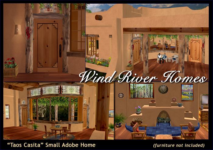 taos casita - wind river homes