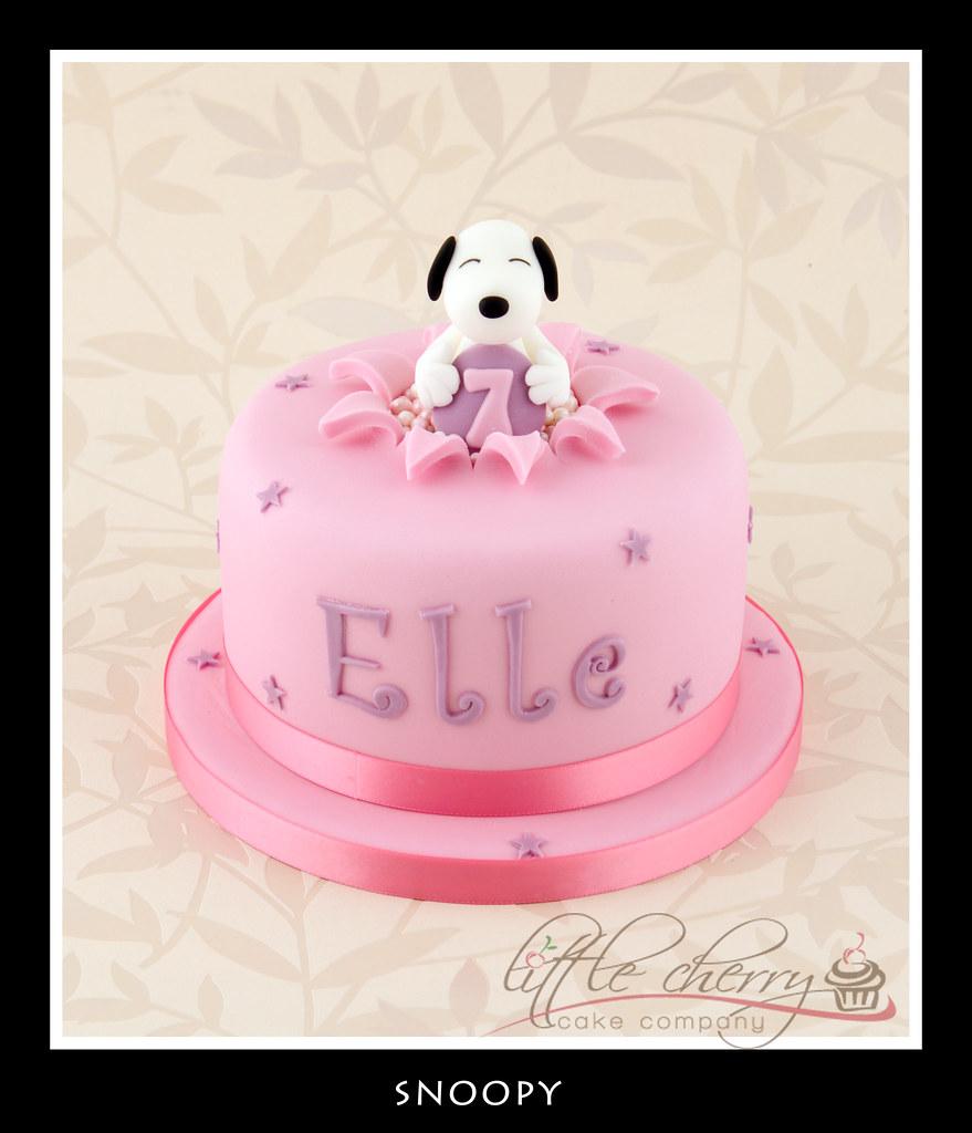 Snoopy Cake Pan