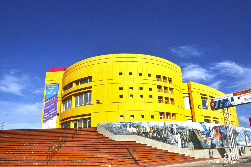 Centro Cultural de Riohacha | Riohacha, La Guajira ...