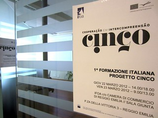 cinco | by ASSOCIAZIONE LINK
