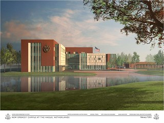 New United States Embassy Campus in Wassenaar