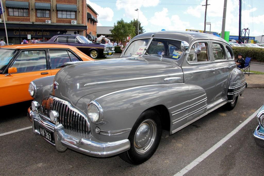 1942 buick eight special sedan
