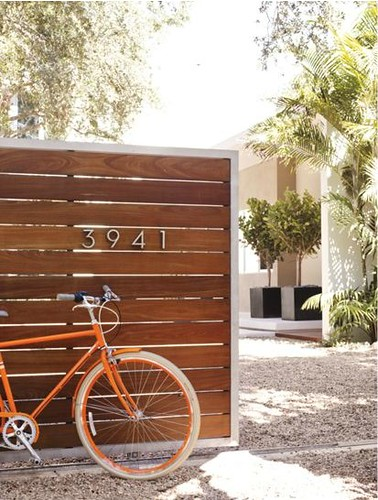 Modern Fence Ideas | by Amy Stoddard