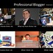 Professional Blogger: What People Think I Do / What I Really Do