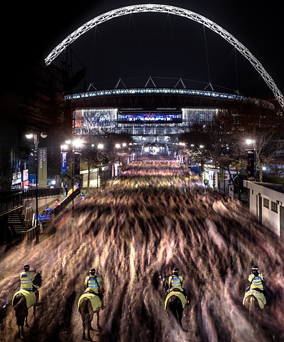The Wembley Way | by optickarma