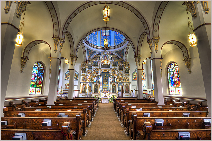 Holy Trinity Ukrainian Catholic Church Youngstown Oh Flickr
