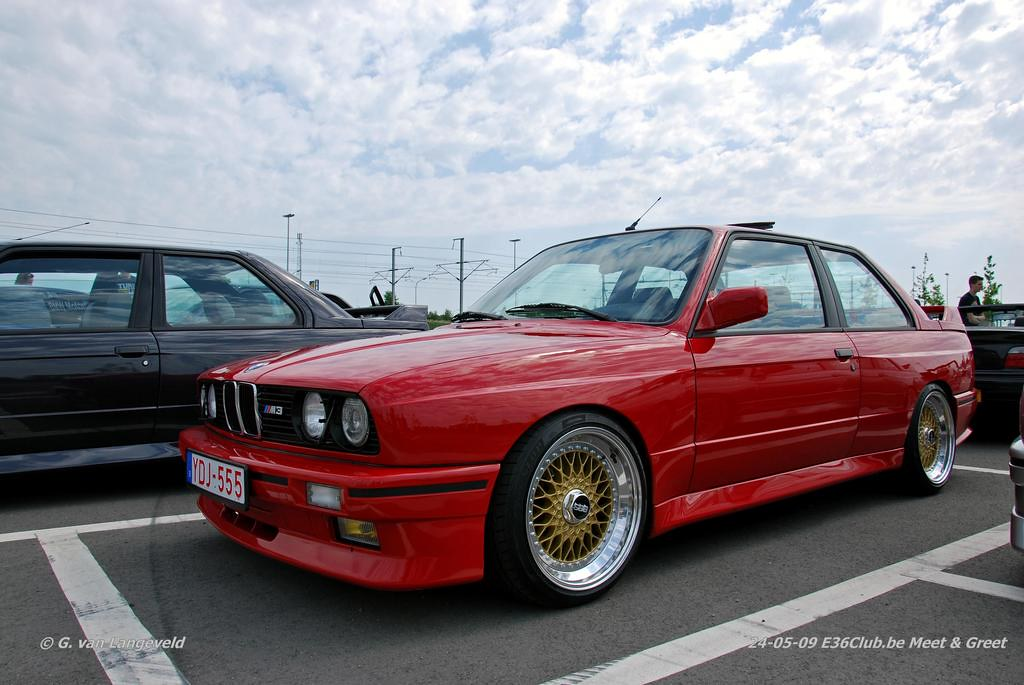 Bmw E30 M3 Bbs Rs Bbs Rs Gold Centres Polished Lips