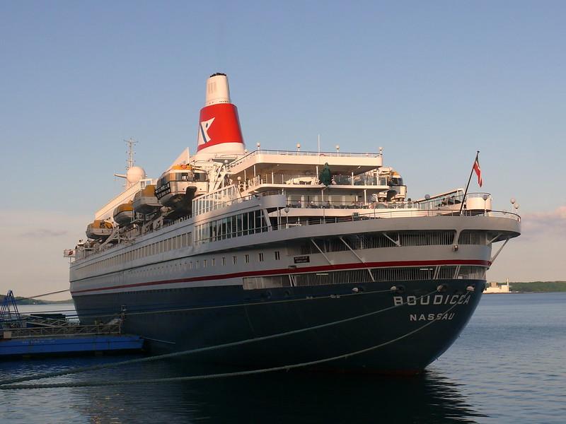 2016 Cruise Ship Calls Cork Harbour