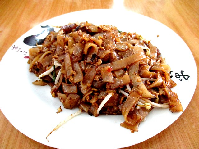 Fortune Corner fried kway teow