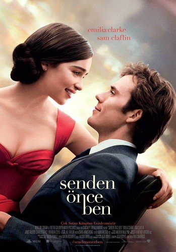 Senden Önce Ben - Me Before You (2016)