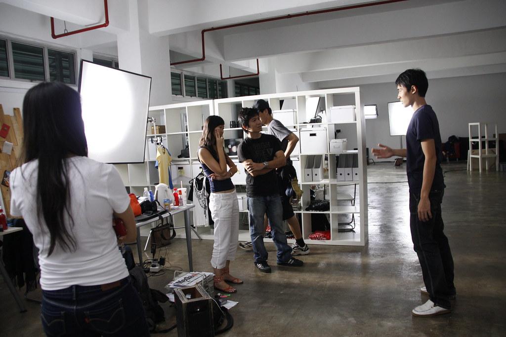m1 tv commercial production video production studio setu flickr. Black Bedroom Furniture Sets. Home Design Ideas