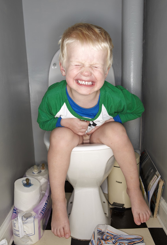 nude toddler boys on toilets