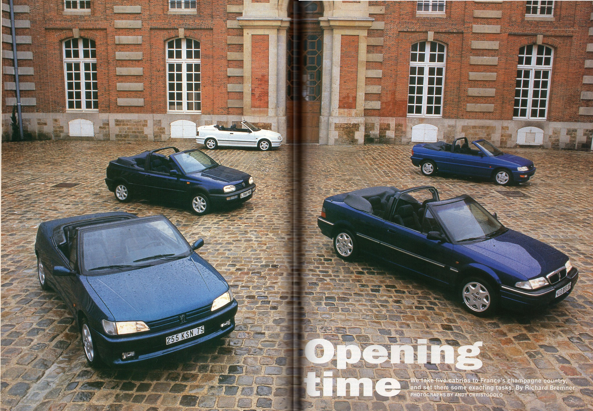 Renault 19 16v Review's - RenaultSportClub co uk