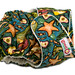 Frog Song One-Size Fitted Diaper