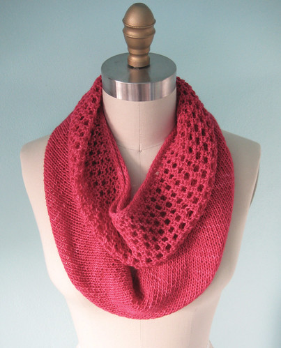 trixie cowl fingering weight doubled | by lulubliss