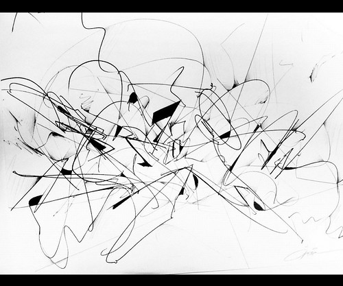 Poesia Sketch 2012 | by Poesia Transcend