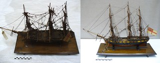 War ship before and after conservation | by National Museums Liverpool