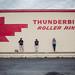 THUNDERBIRD Roller Rink