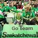 Team Saskatchewan Fans