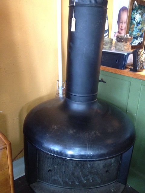 Malm Fireplaces FD2 Fire Drum 2 Freestanding Woodburning