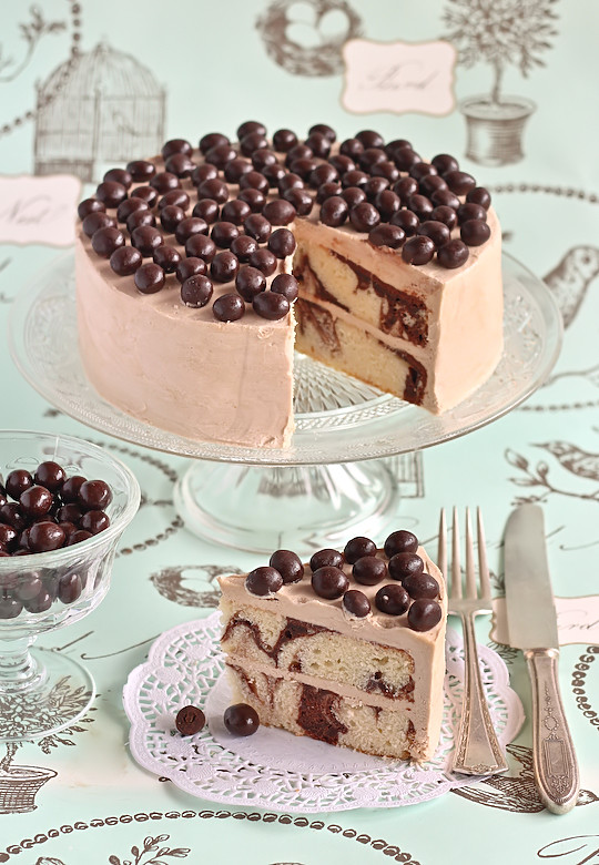 Chocolate St Cake