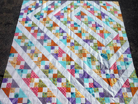 Charm Pack Quilt Along Blogged Mebeingcrafty Com 2012