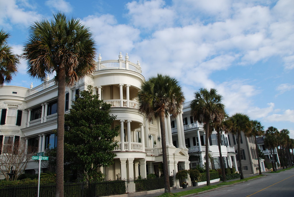 Historic Charleston Homes To Tour