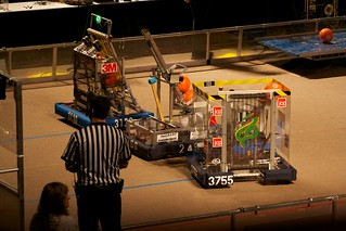 FIRST Robotics Duluth Regional, 9 Mar 2012 _MG_3329 | by Nic's events