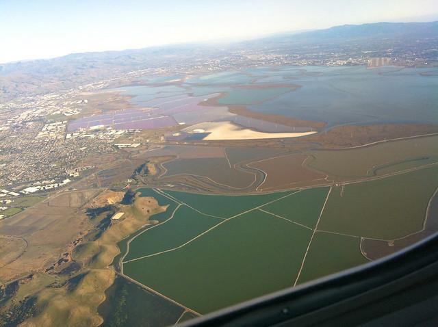 Sf south bay salt ponds 1 flickr photo sharing for 7194 garden pond
