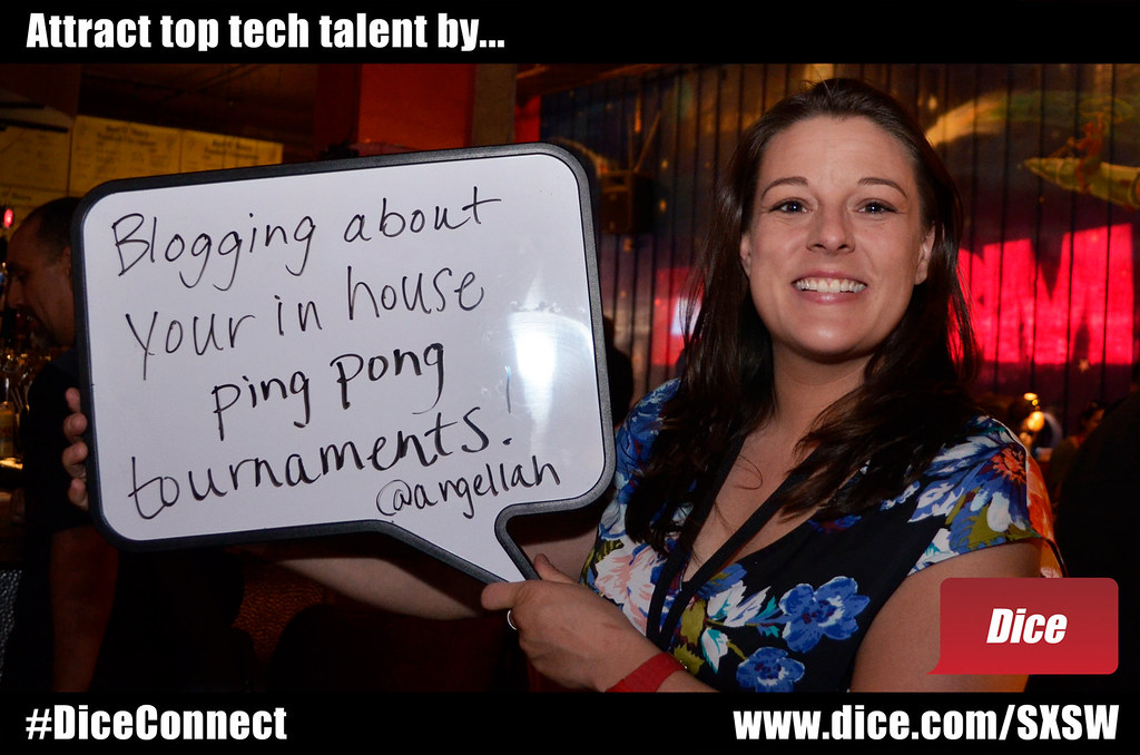Attract Top Tech Talent By Blogging About Your In House Pi