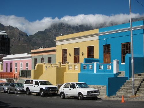 The colorful houses of Bo-Kaap | by kressie42