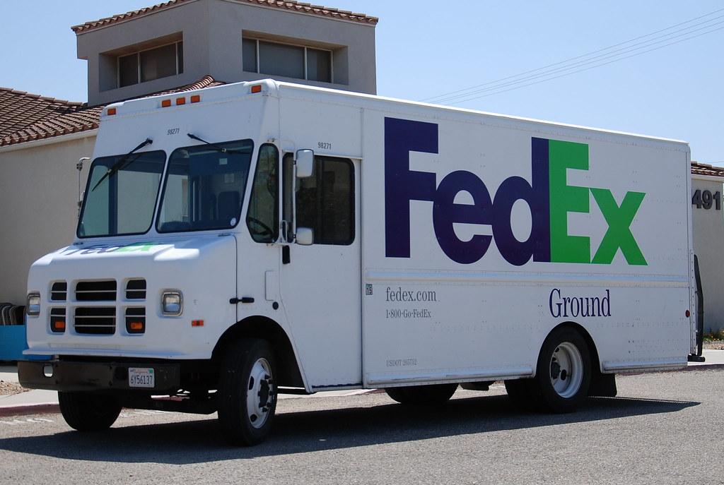 Watch more like Fedex Ground