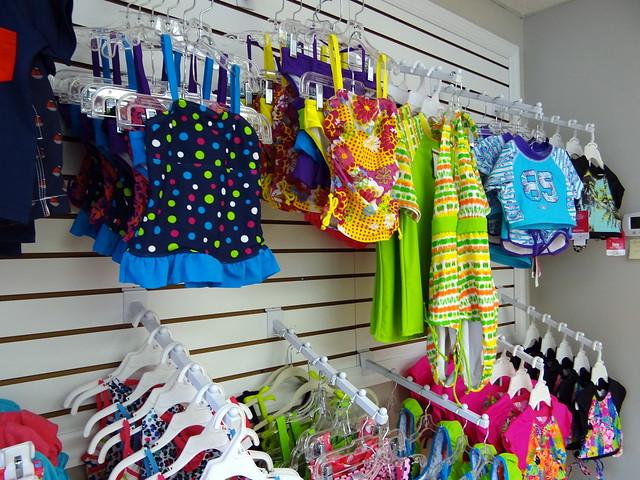 Kid bathing suits