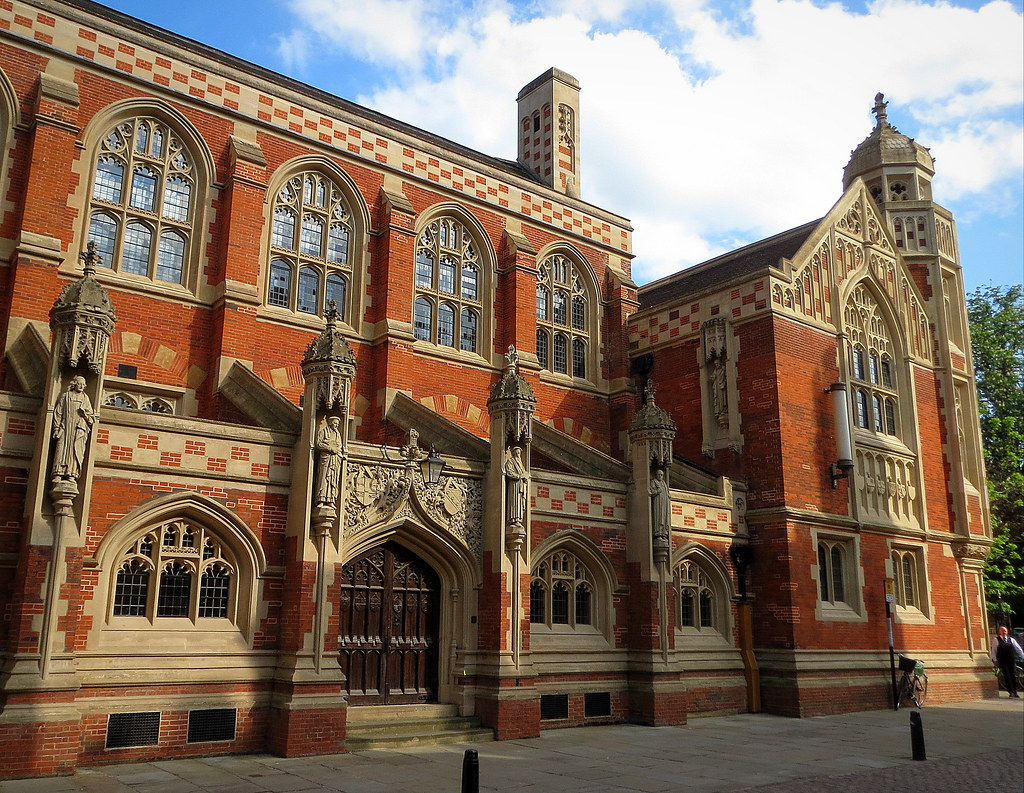 The Old Divinity School
