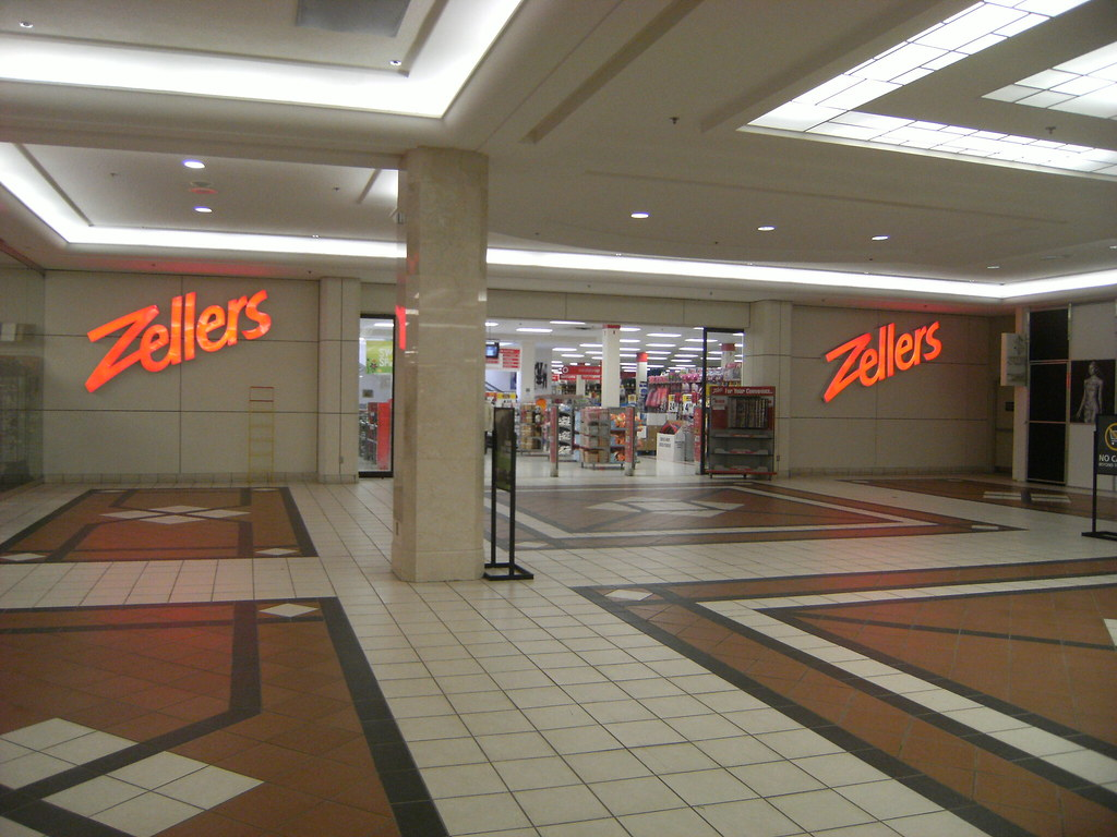 Zellers West Edmonton Mall Slated To Become A Target In 20 Flickr