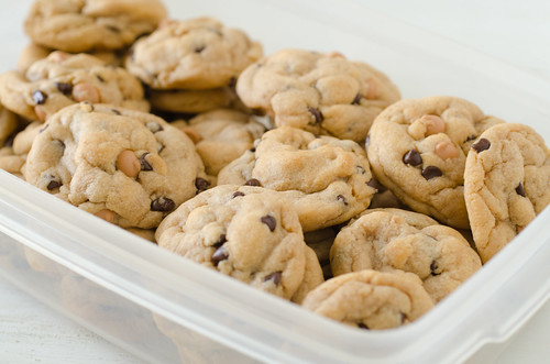 Perfectly Puffy Butterscotch Chocolate Chip Cookies 2 | Flickr - Photo ...