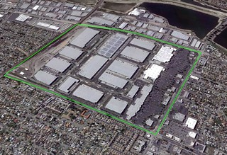 Pico Rivera site on GE | by mapei