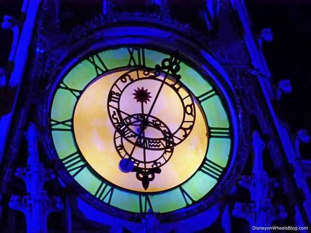 Clock On Cinderella Castle Flickr Photo Sharing
