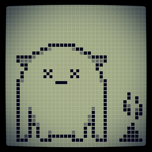 My Tamagotchi died  #tamagotchi #cyberpet #hatchi #iphone #picoftheday #popular #photooftheday | by .jwg