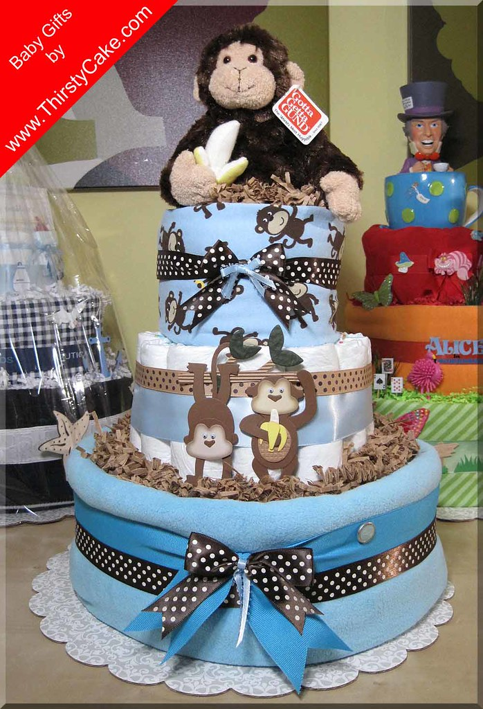 Baby Gift Ideas Yahoo : Diaper cakes and baby gifts